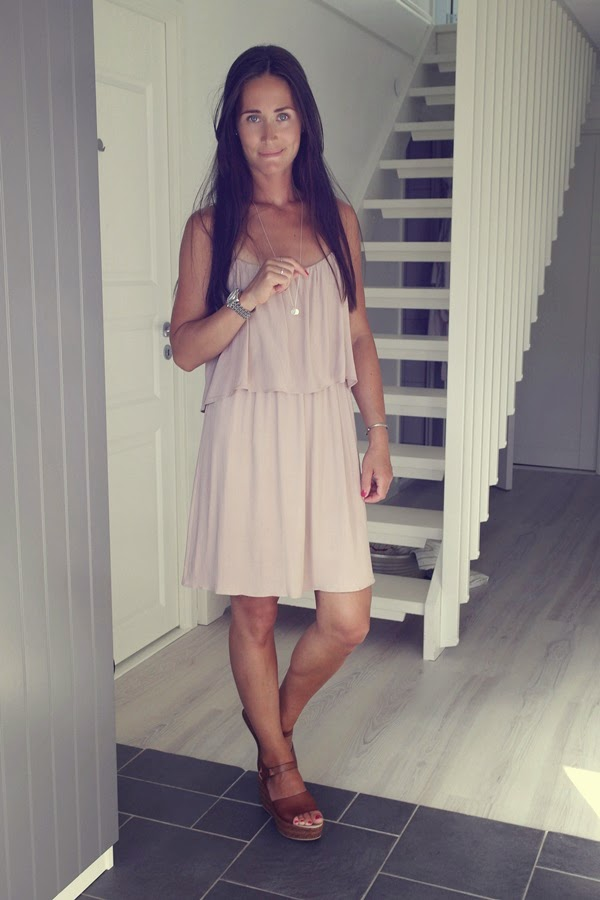 Klänningen är från Twist   Tango och den hade jag på bröllopet i lördags bded80c9b14b5