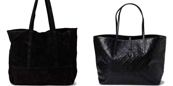 Lyx eller budget väskor