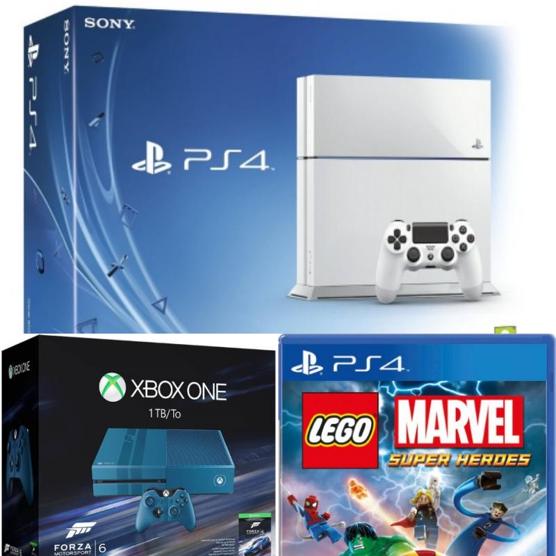 PS4 XBOX