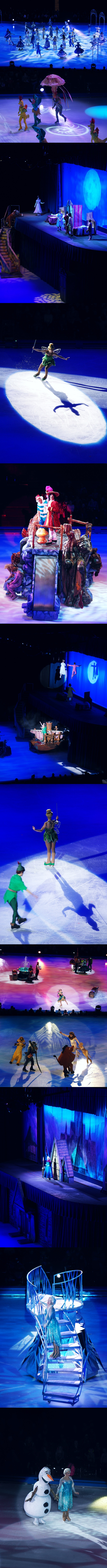 Disney on Ice-down