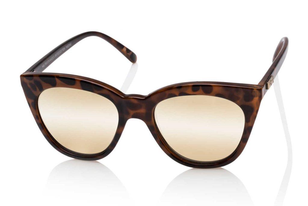 Le Specs brun