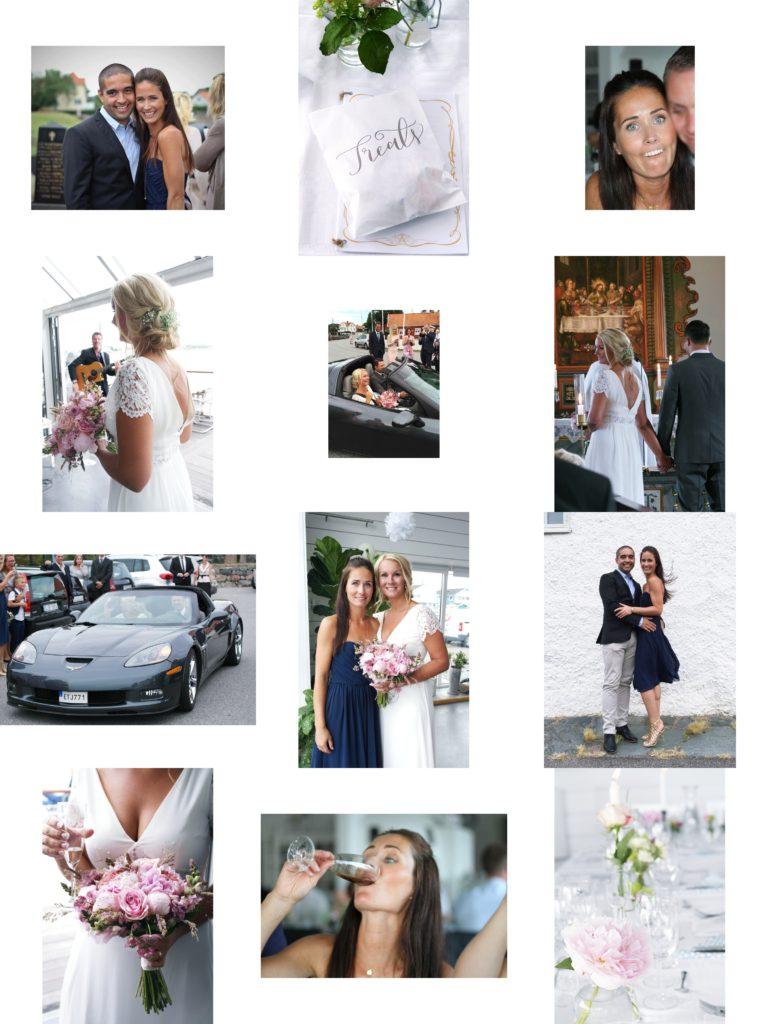 J&M bröllop